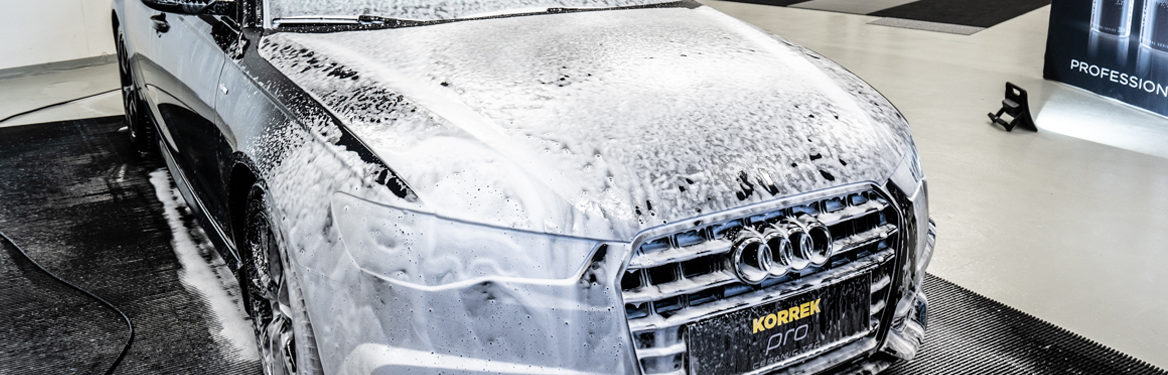Auton perusteellinen pesu ja maalipinnan hoito, osa 1: esipesu