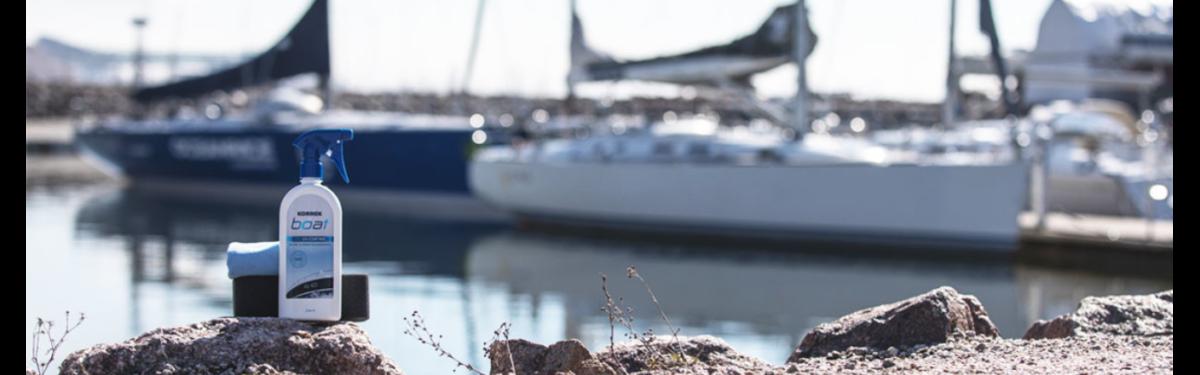 KORREK Boat Cleaner Wax